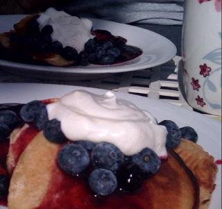 Lazy Sunday breakfasts