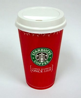 15 Red Starbucks Cup