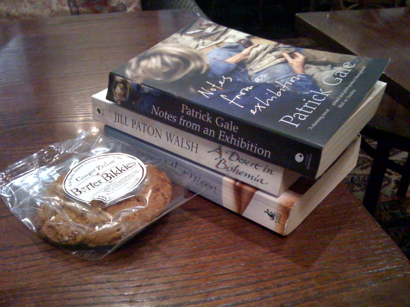 Books&biccies